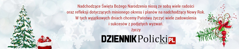 reklama   Życzenia Bożonarodzeniowe Dziennika Polickiego